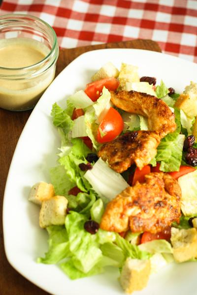 caesar's-salad-mit-hänchenbrustfilet
